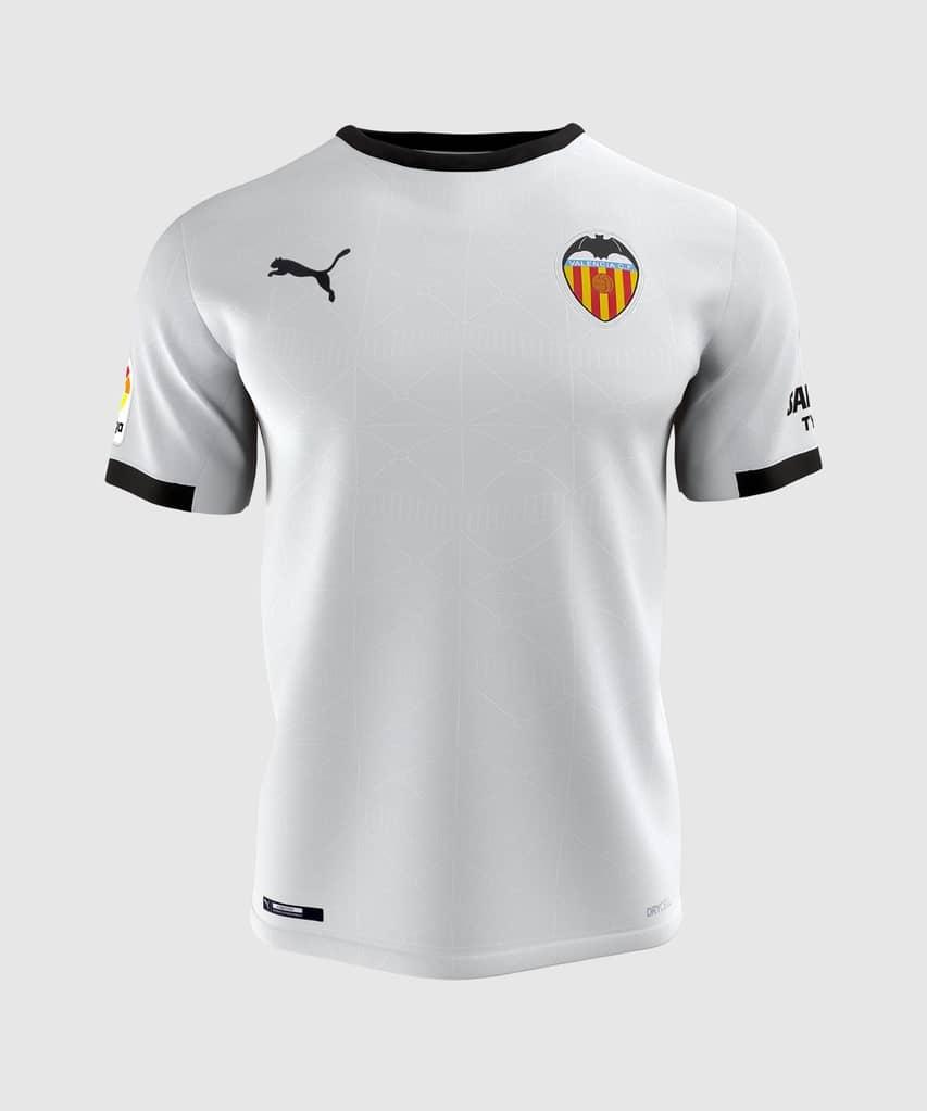 Official Kit 20/21 / Home Kit 2020-21 - Valencia Club de Fútbol