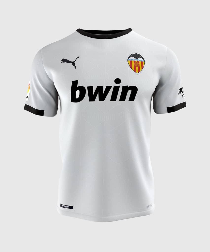 Valencia CF Ärmellos Training Sportshirt T-Shirt Jersey Blau Herren Rundhals