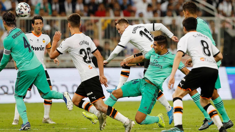 Валенсия - Реал Мадрид, Суперкубок Испании