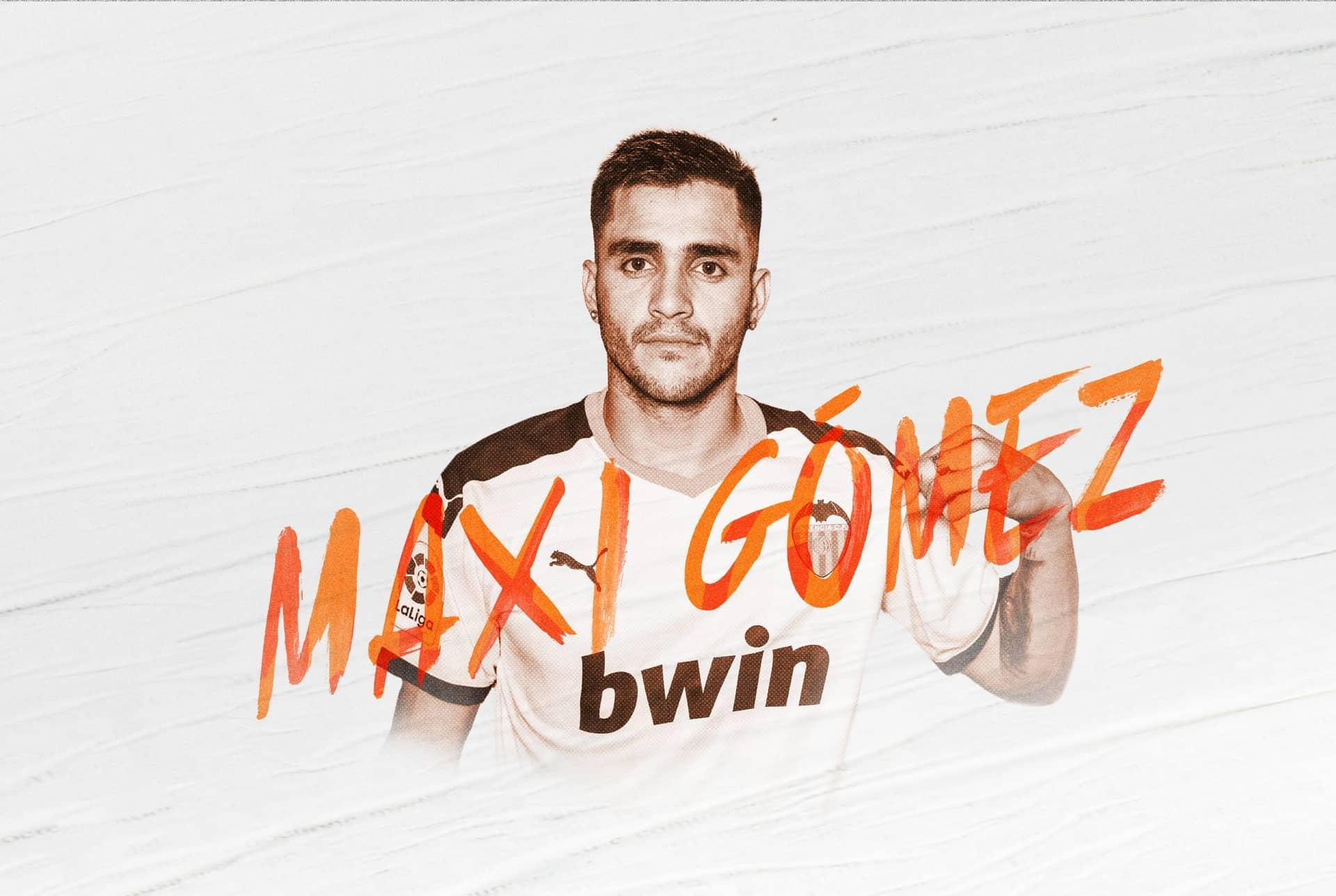 Službeno: Maxi Gomez potpisao ugovor do 2024. godine